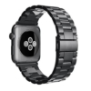 Apple Watch Armband, [5 Jahre Garantie ] Simpeak 42mm Apple Watch Edelstahl Ersatz-Armband für Apple Watch Sport Edition alle Modelle 42mm - 1