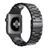 Apple Watch Armband, [5 Jahre Garantie ] Simpeak 42mm Apple Watch Edelstahl Ersatz-Armband für Apple Watch Sport Edition alle Modelle 42mm - 1