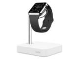 Belkin Valet, Ständer mit induktiver Ladestation für Apple Watch, weiß