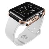 X-Doria Defense Edge Case Cover Schutzhülle für Apple iWatch 42mm - Gold -