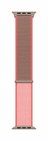 Apple Watch (44mm) Sport Loop, Ultrapink - 1